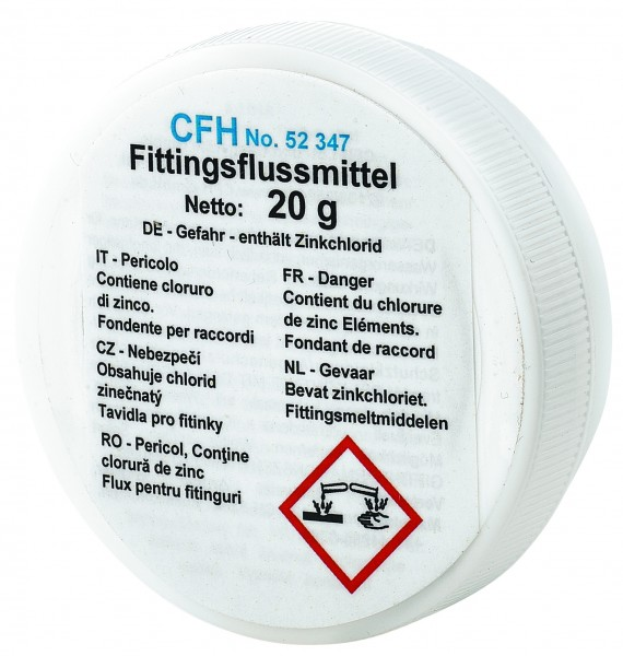 Fittingsflussmittel FM 347