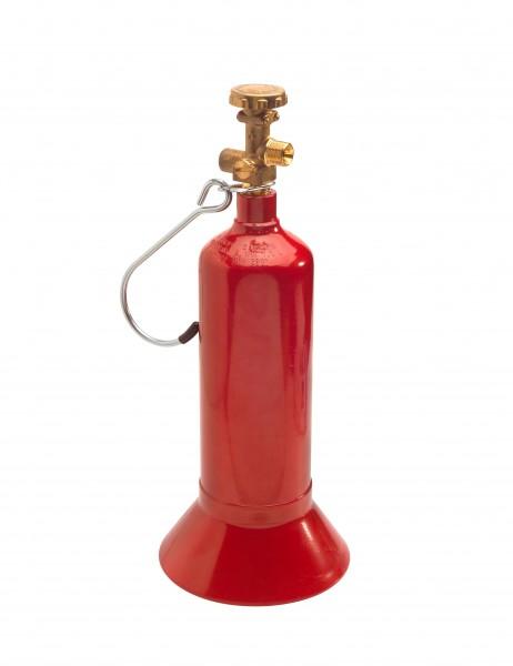Stahlflasche PG 750